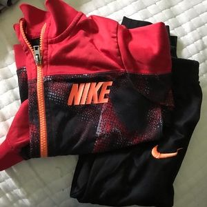 Nike boys athletic set sold